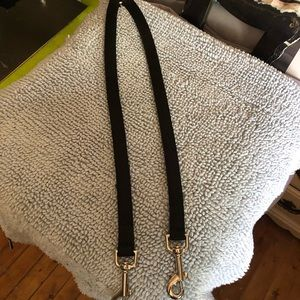 Double buckle dog leash for M - L size dogs